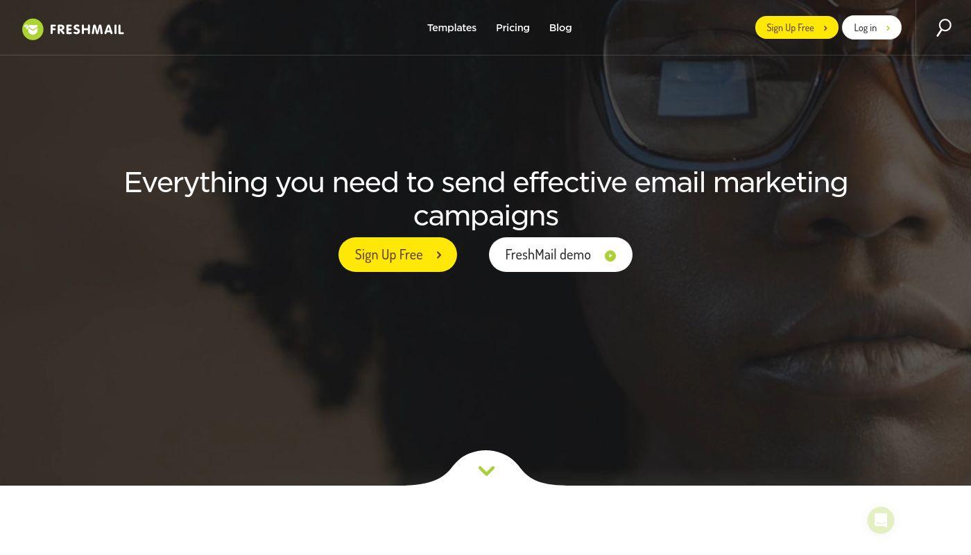 33) FreshMail Email Marketing