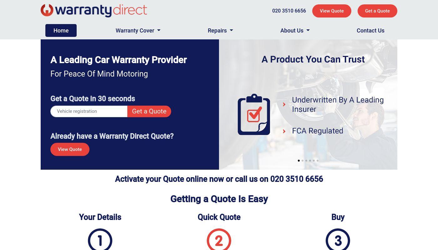 54) Warranty Direct
