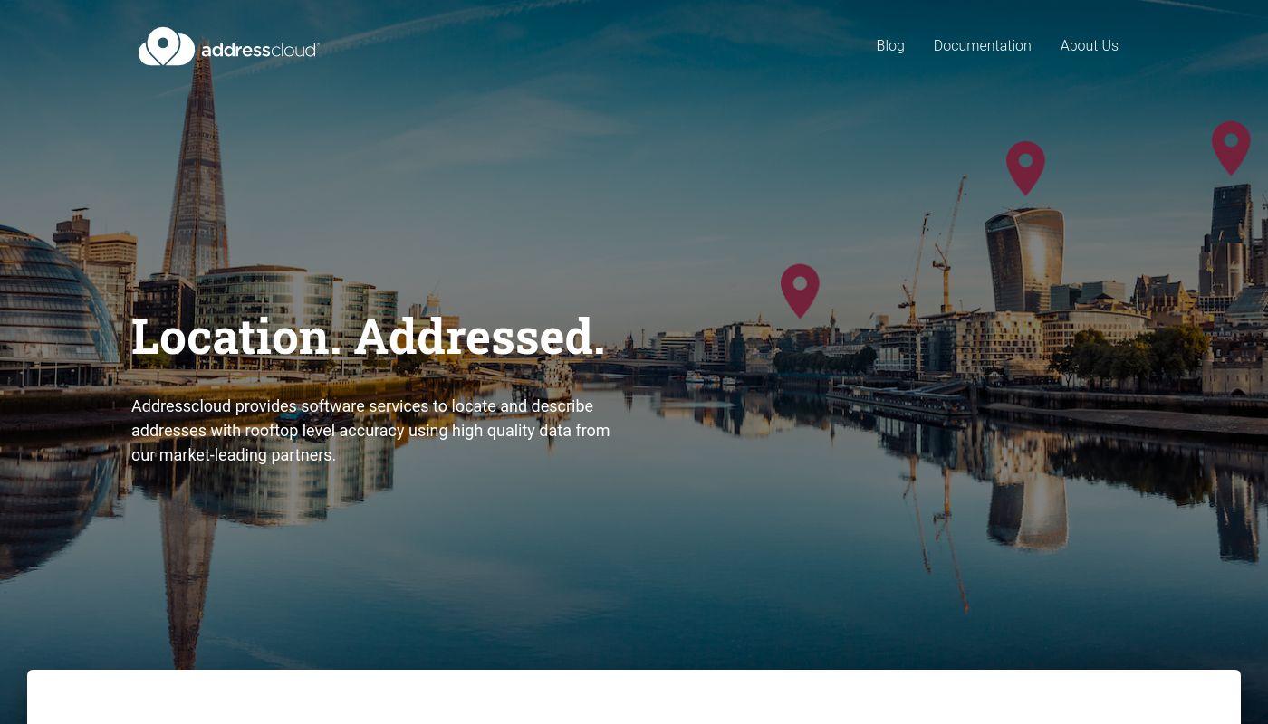 55) AddressCloud