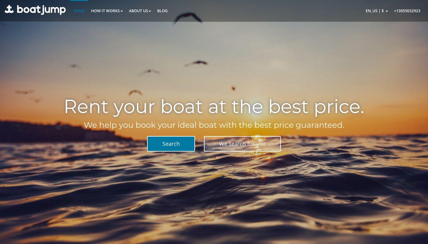 18) Boatjump