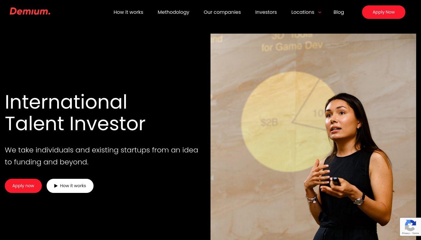 3) Demium Startups