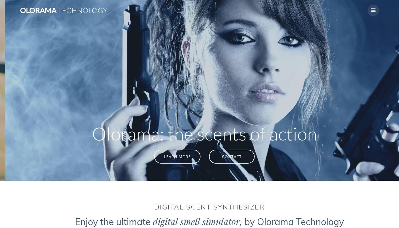 43) Olorama Technology