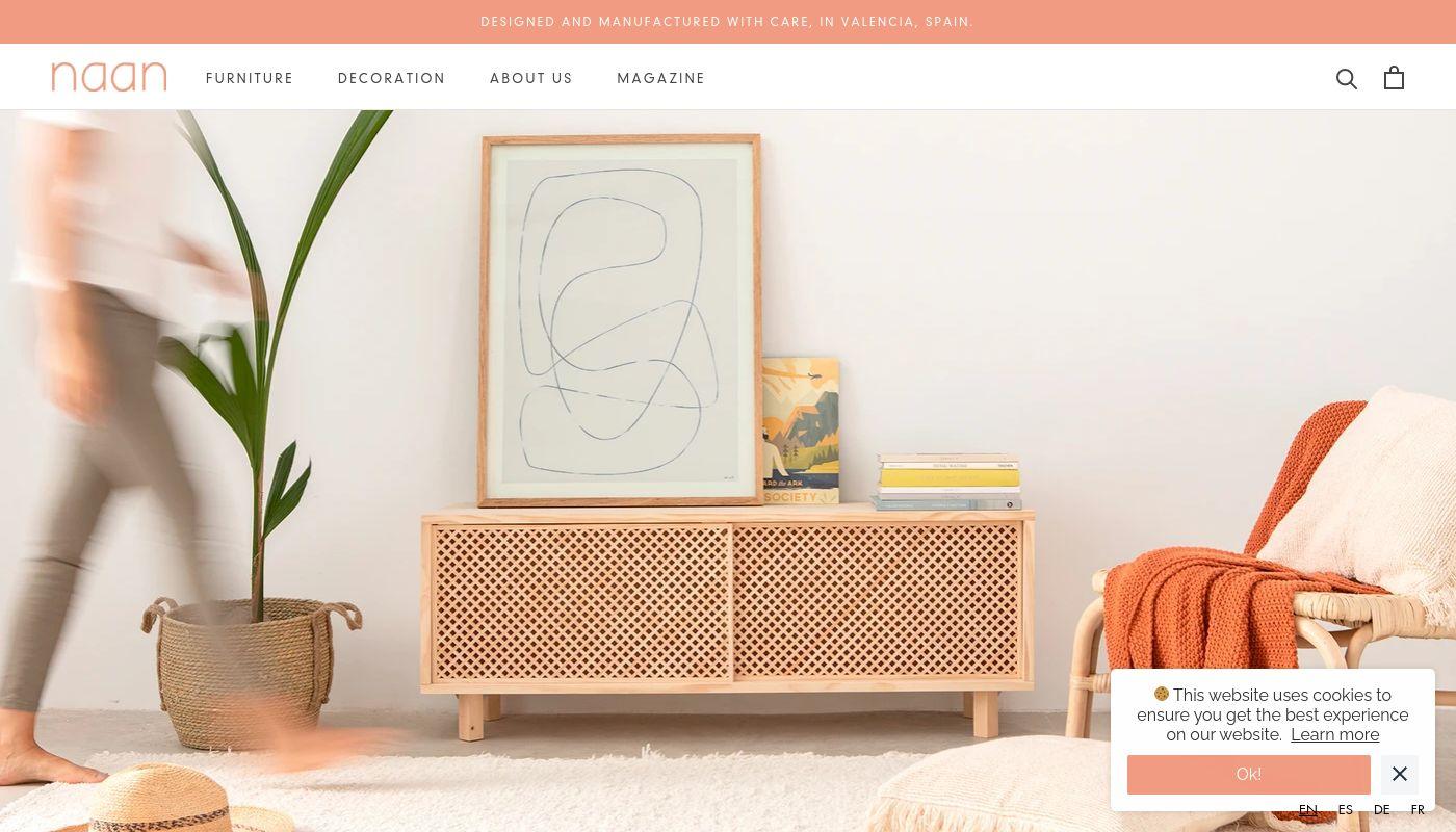 54) Naan Furniture