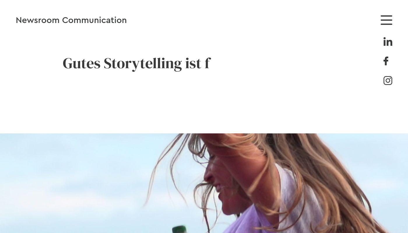 297) Newsroom Communication