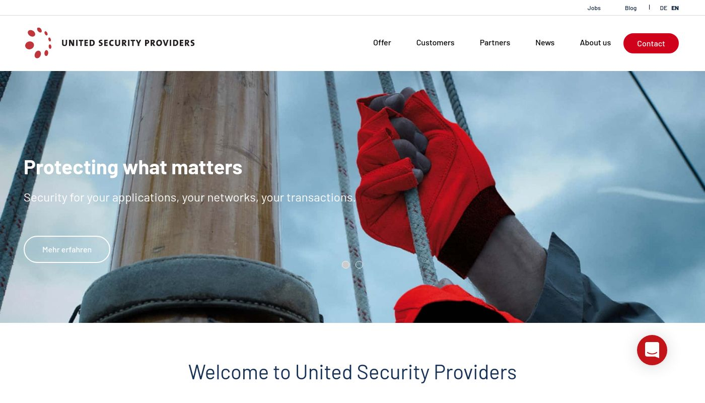 42) United Security Providers