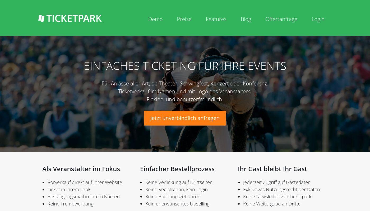 52) Ticket Park
