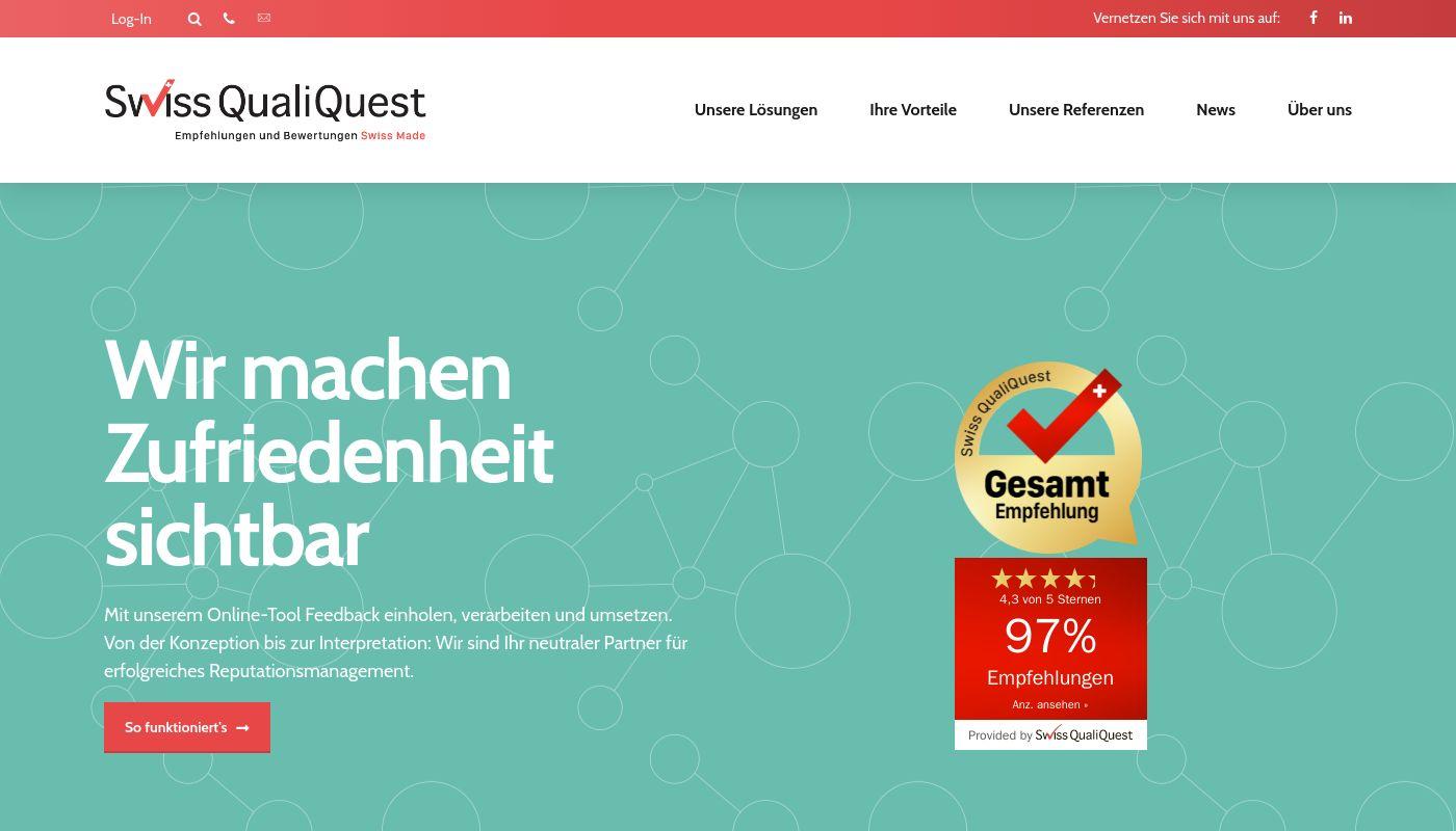 54) SwissQualiQuest
