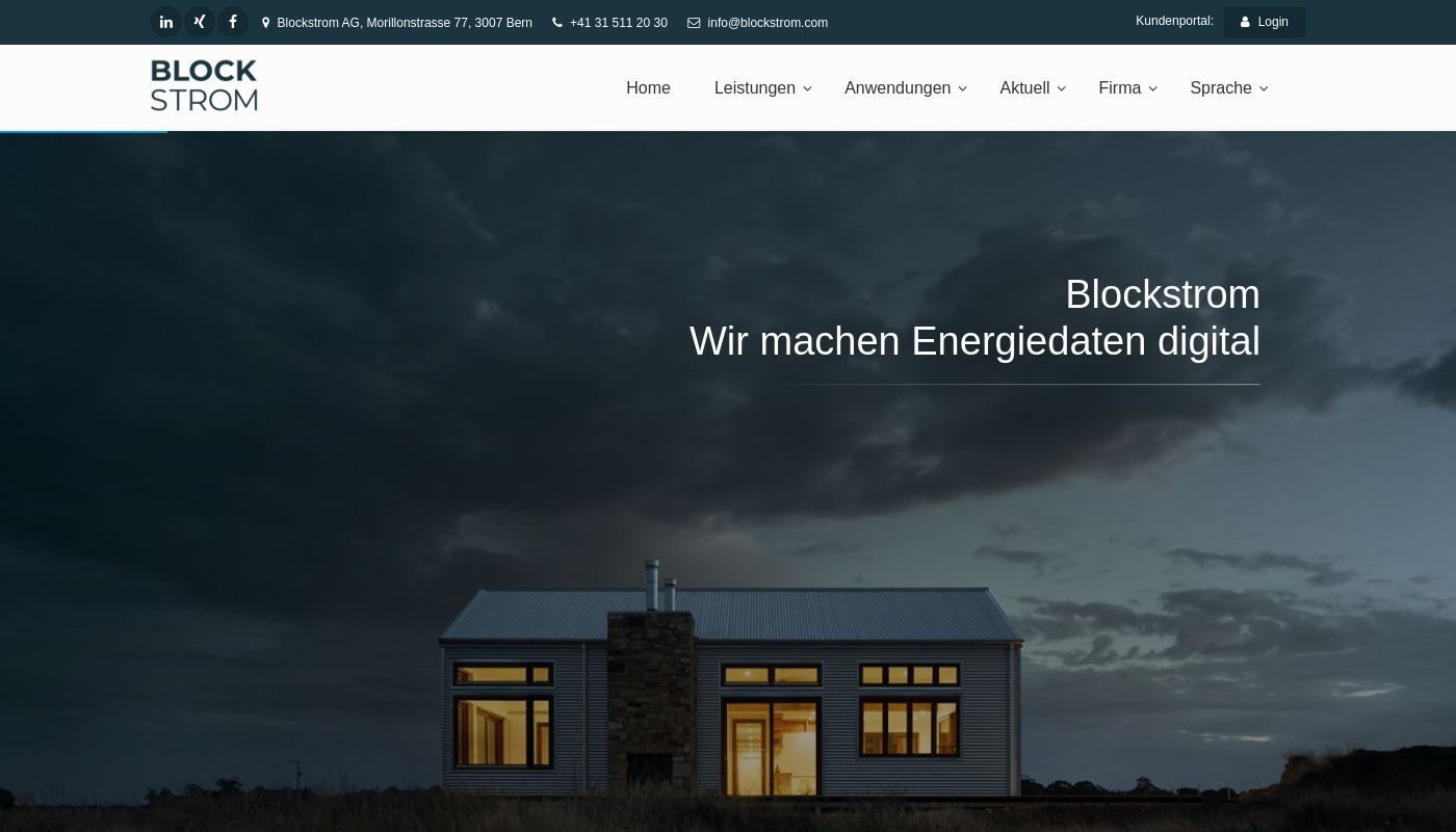 60) Blockstrom