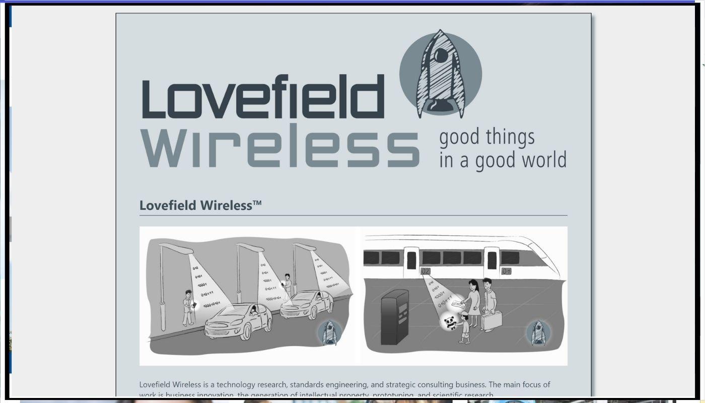 71) Lovefield Wireless