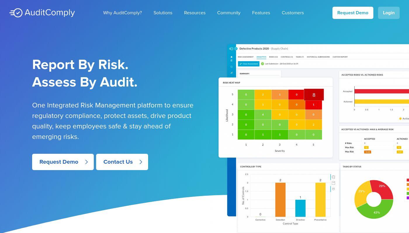 30) AuditComply