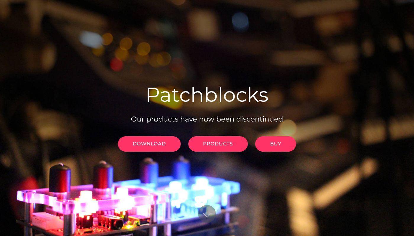 28) Patchblocks