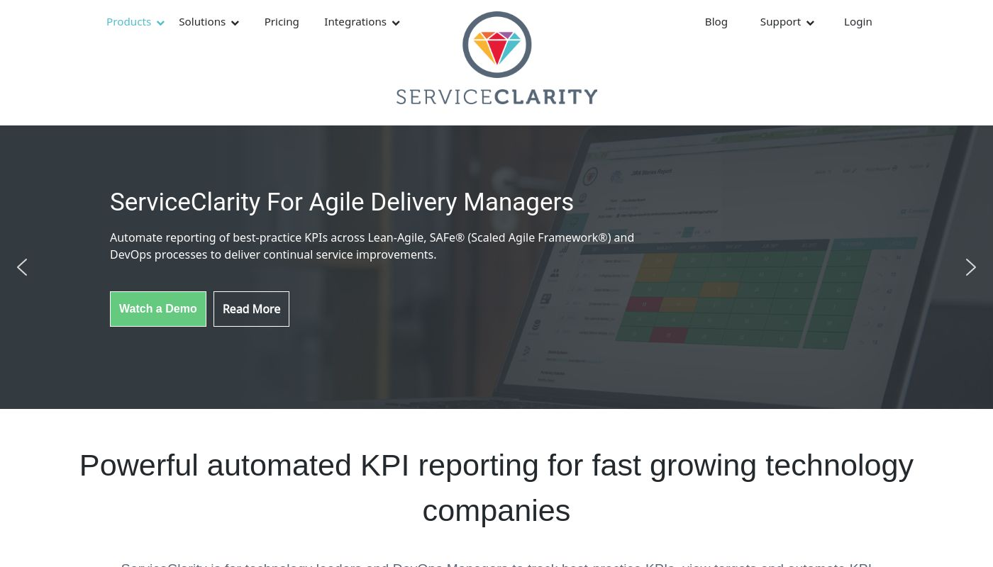 53) ServiceClarity
