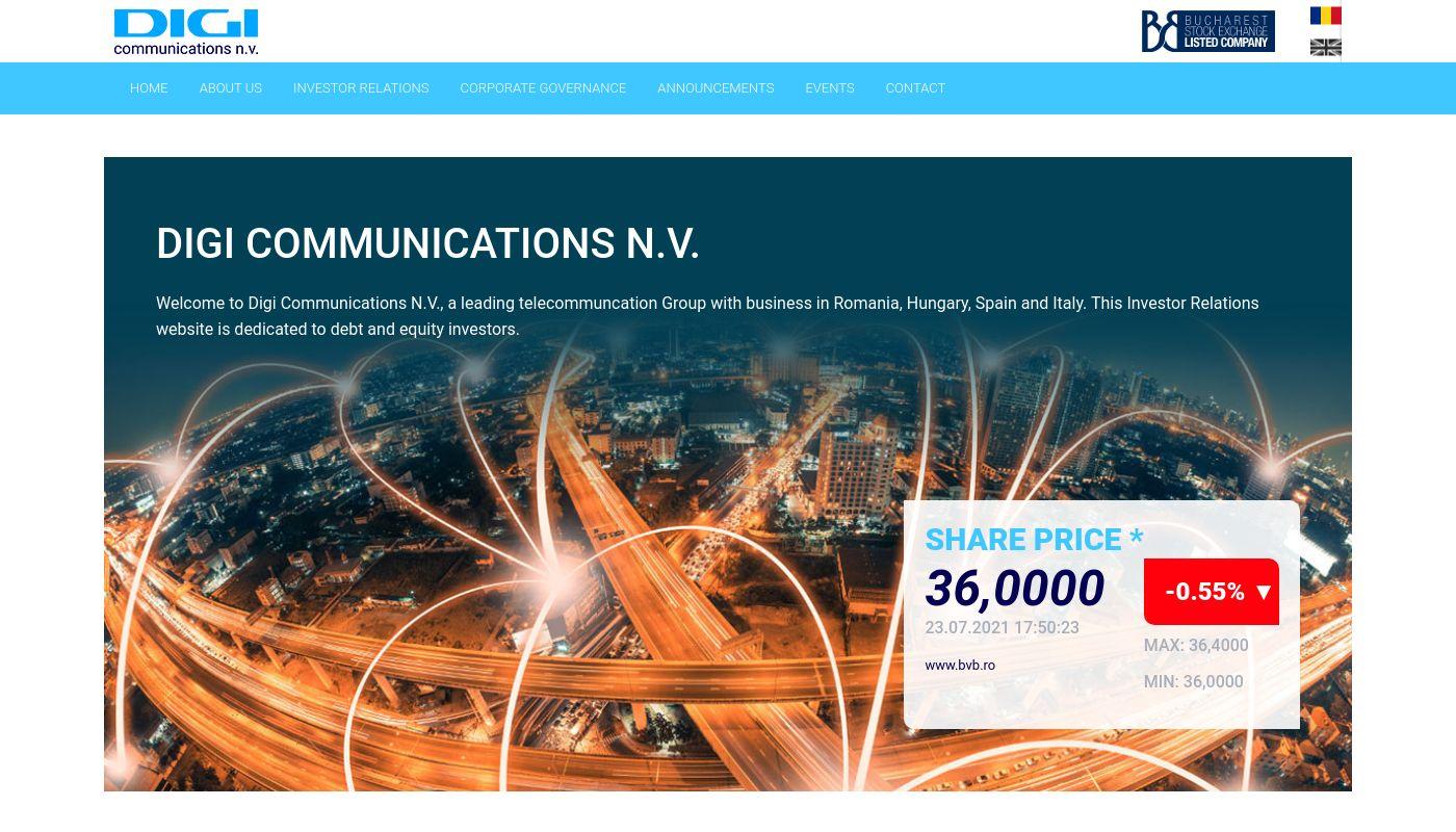 46) Digi Communications