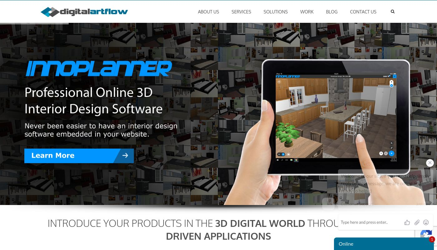 58) Digital Artflow