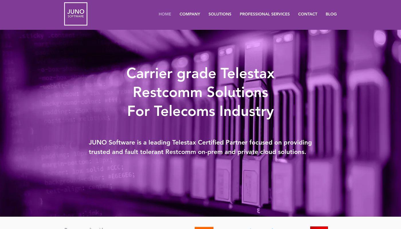 64) Juno Software