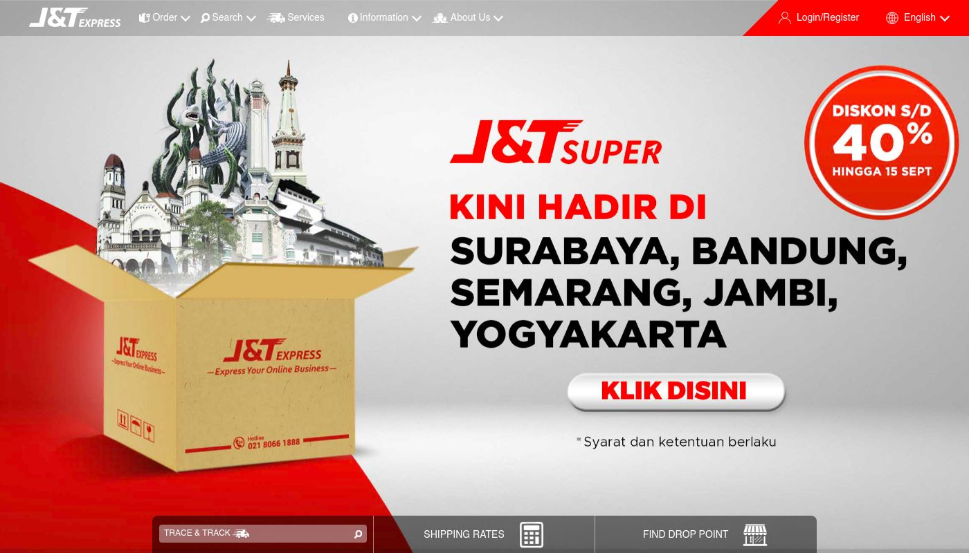 19) J&T Express