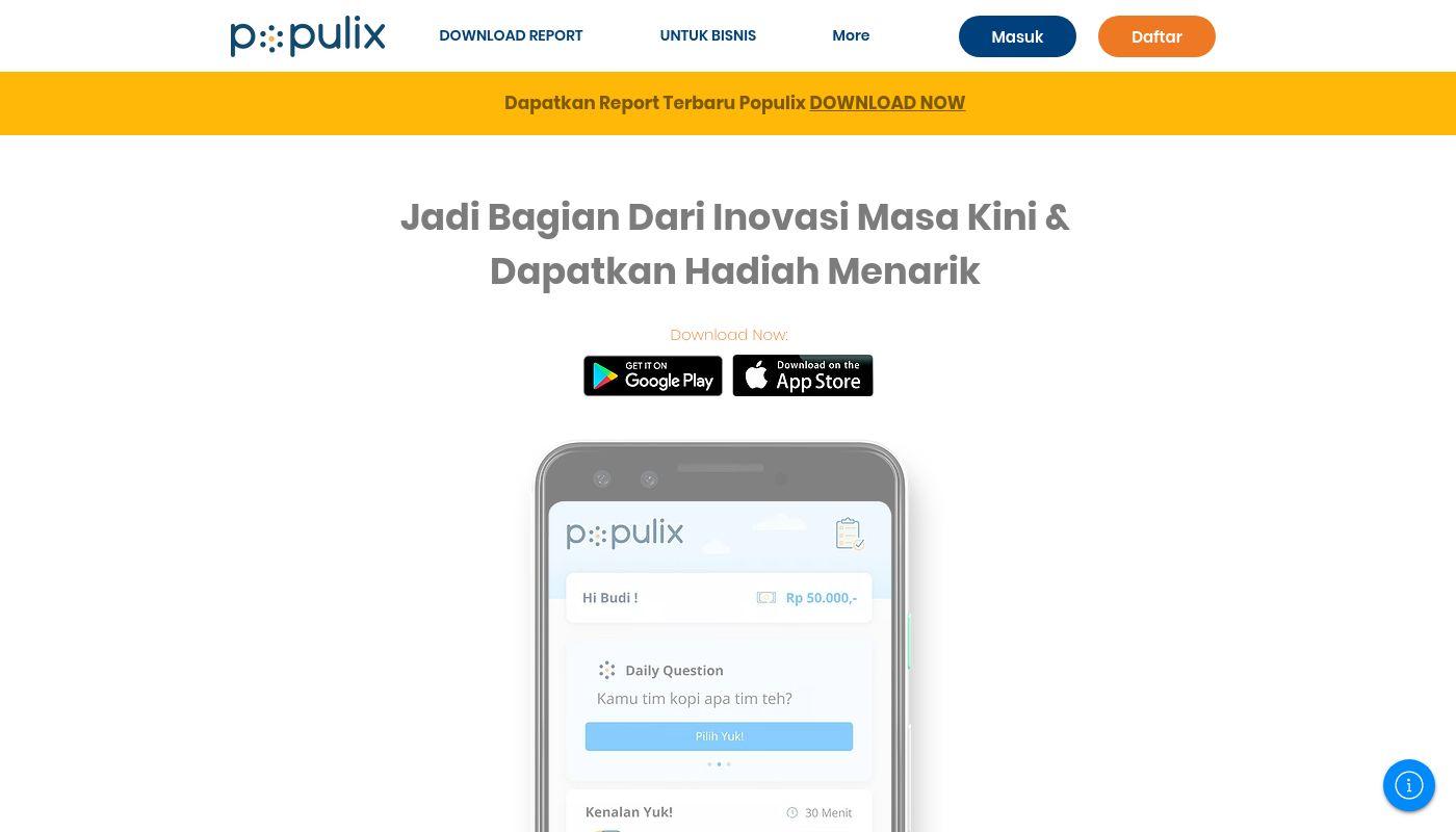 46) Populix