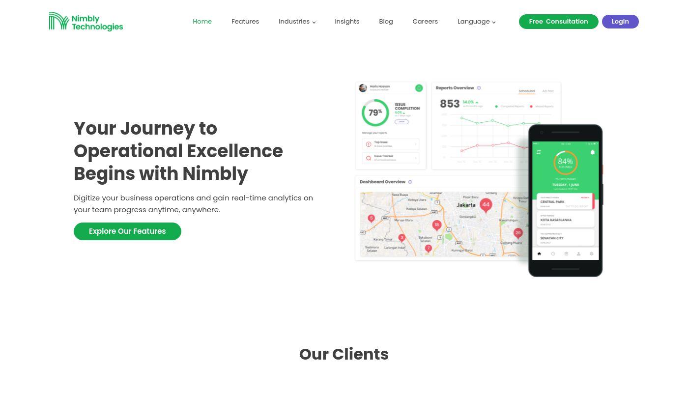 67) Nimbly Technologies