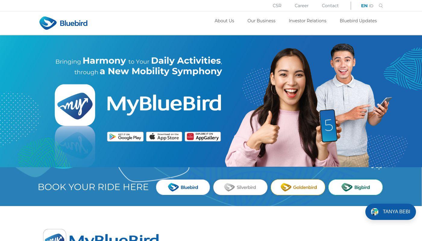 64) Blue Bird Group