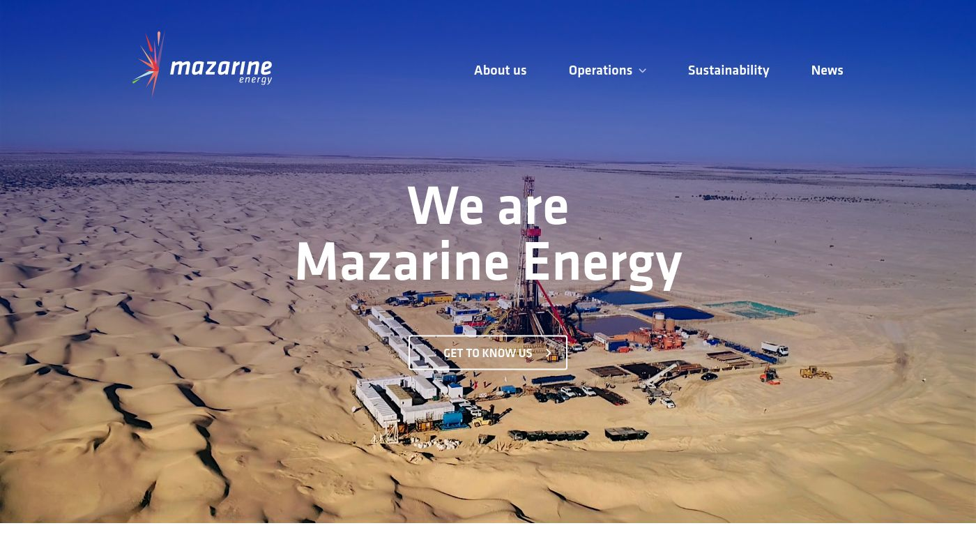 6) Mazarine Energy