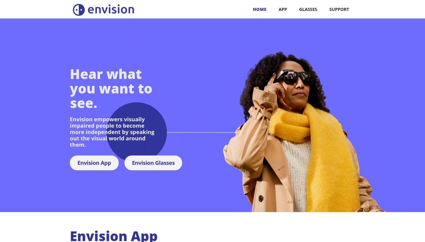 3) Envision