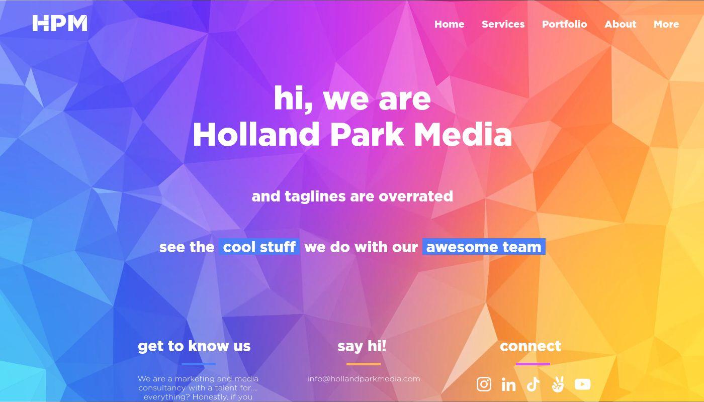 35) Holland Park Media