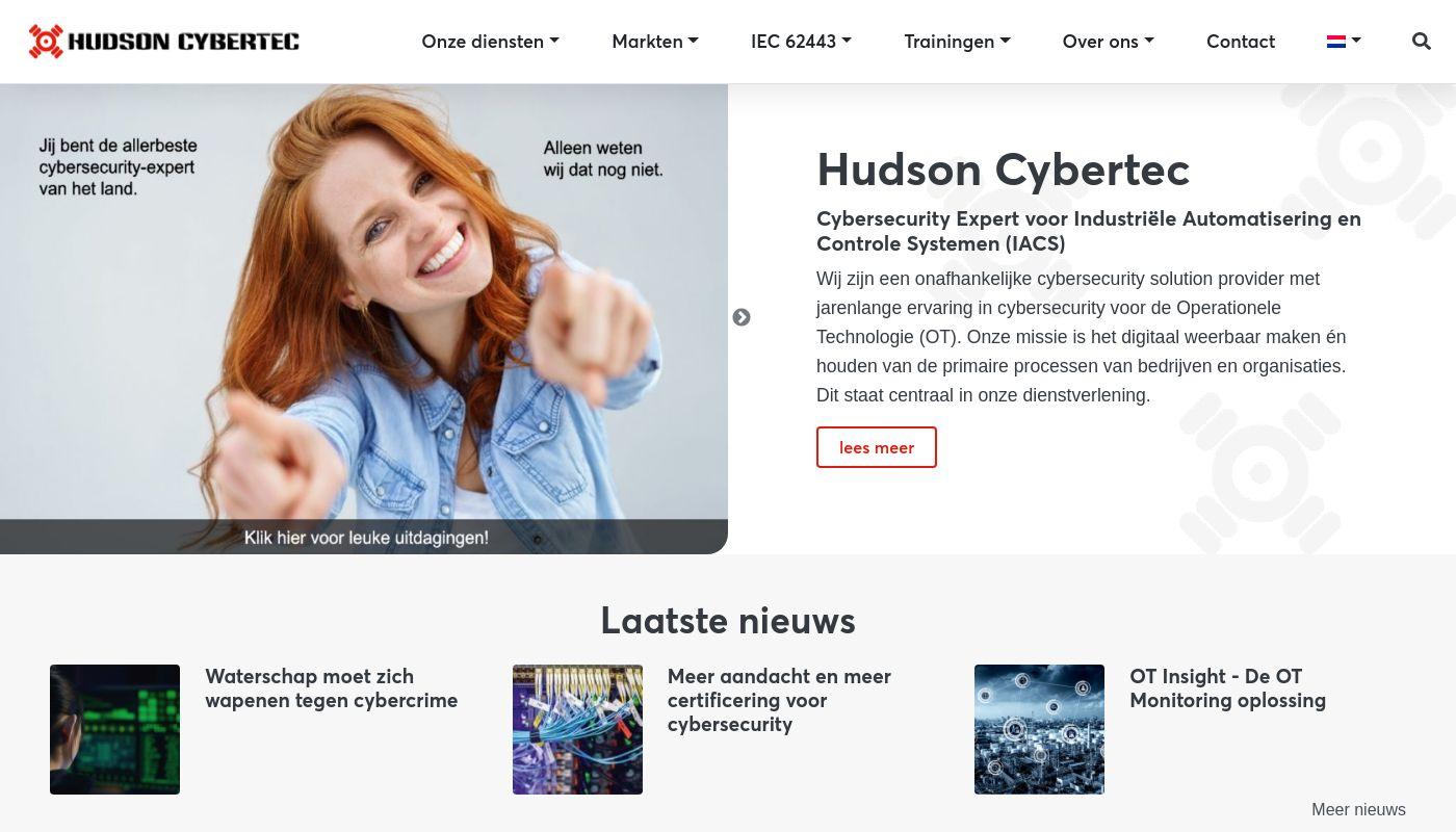45) Hudson Cybertec