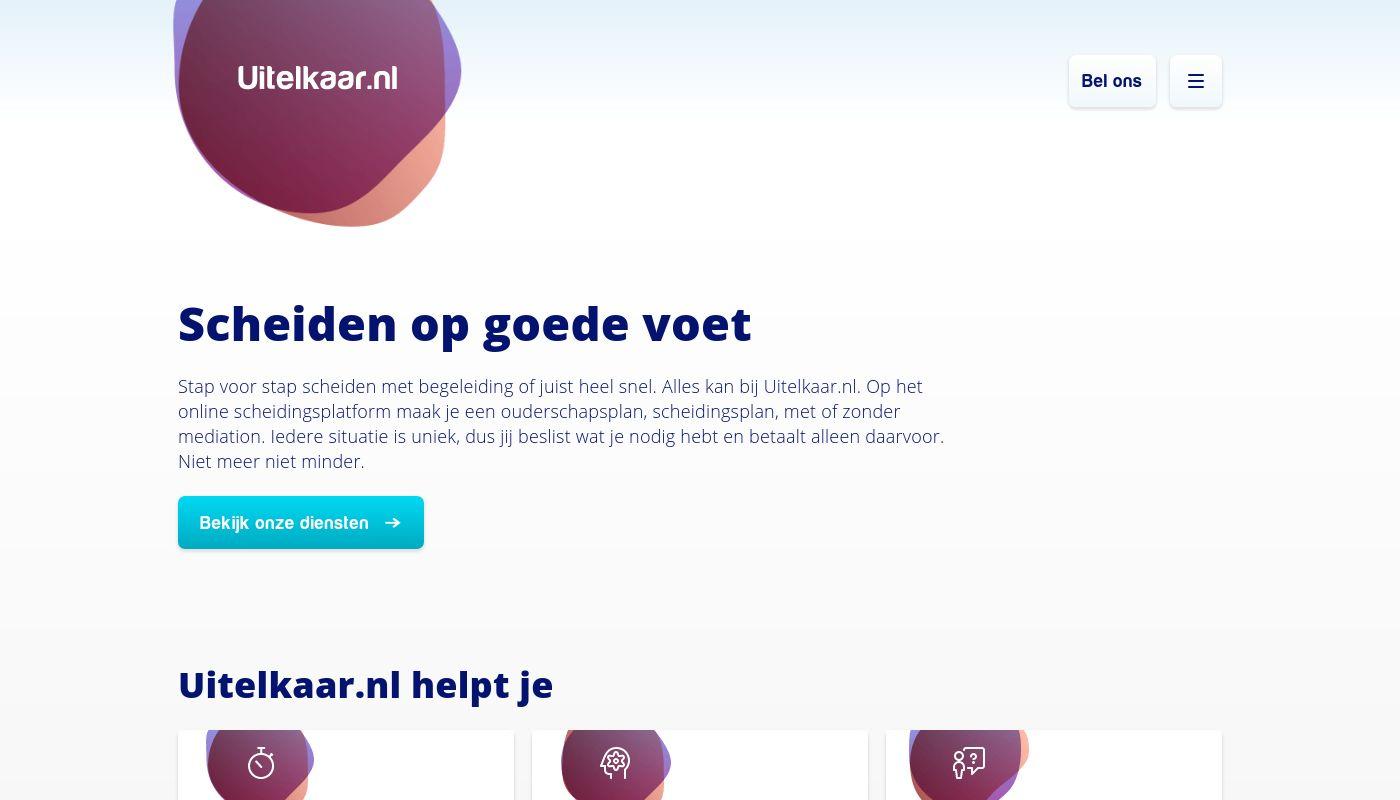42) Uitelkaar.nl