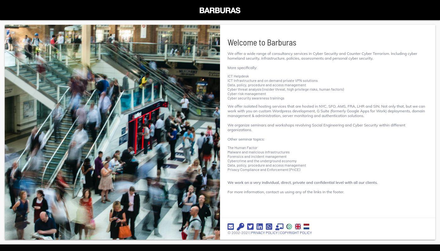 64) BARBURAS
