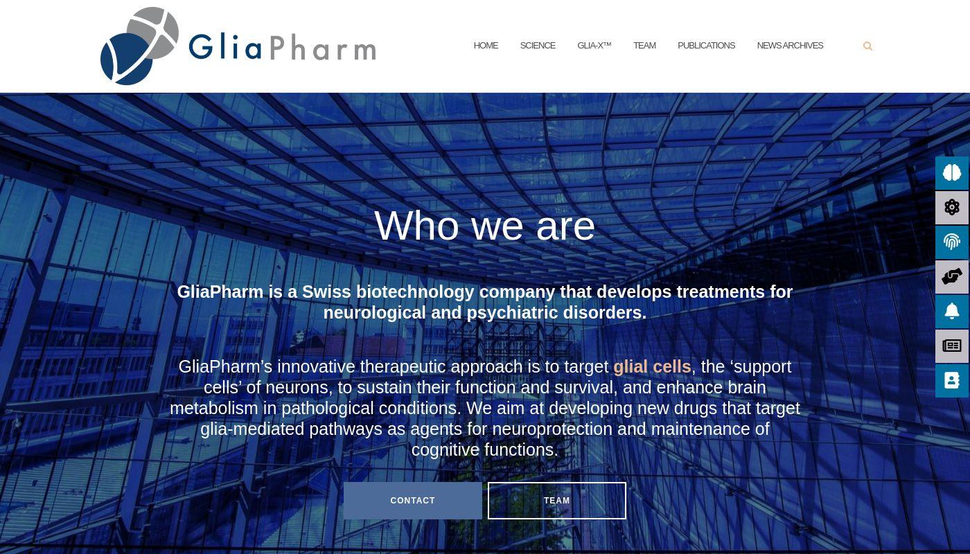 6) GliaPharm