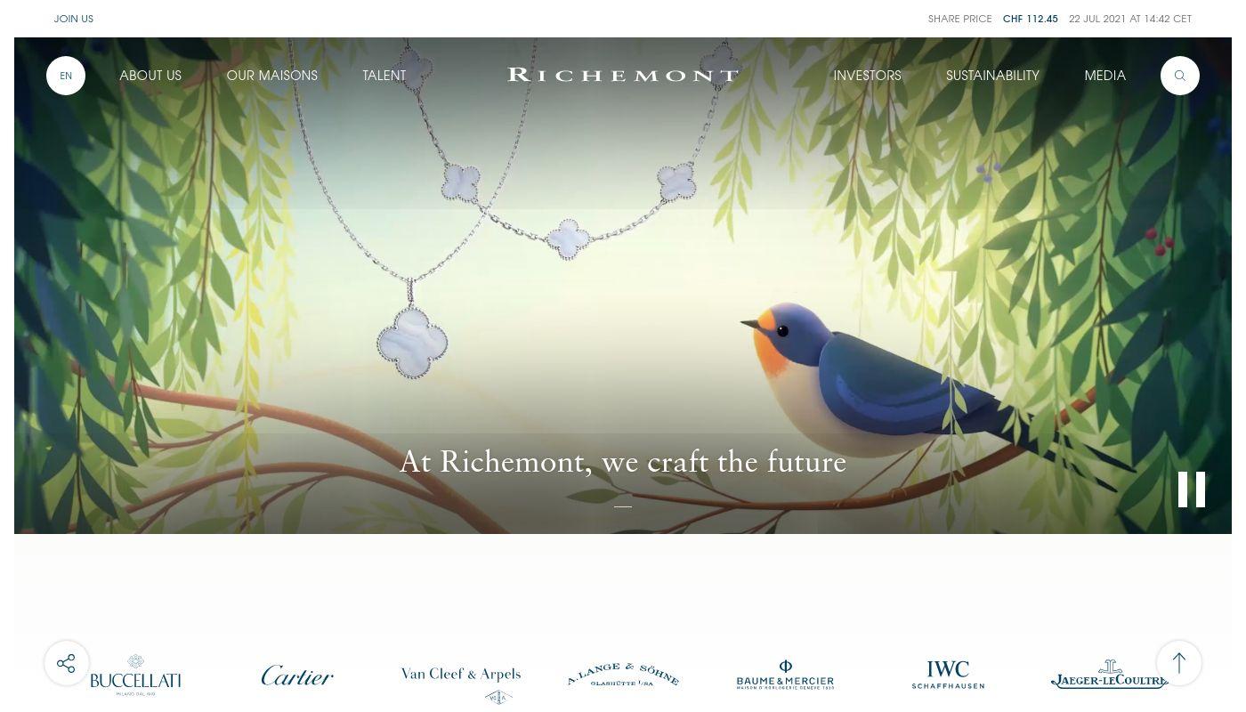 36) Richemont