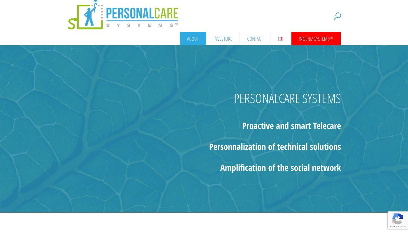 26) PersonalCare Systems™