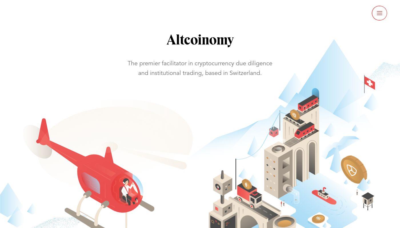 61) Altcoinomy