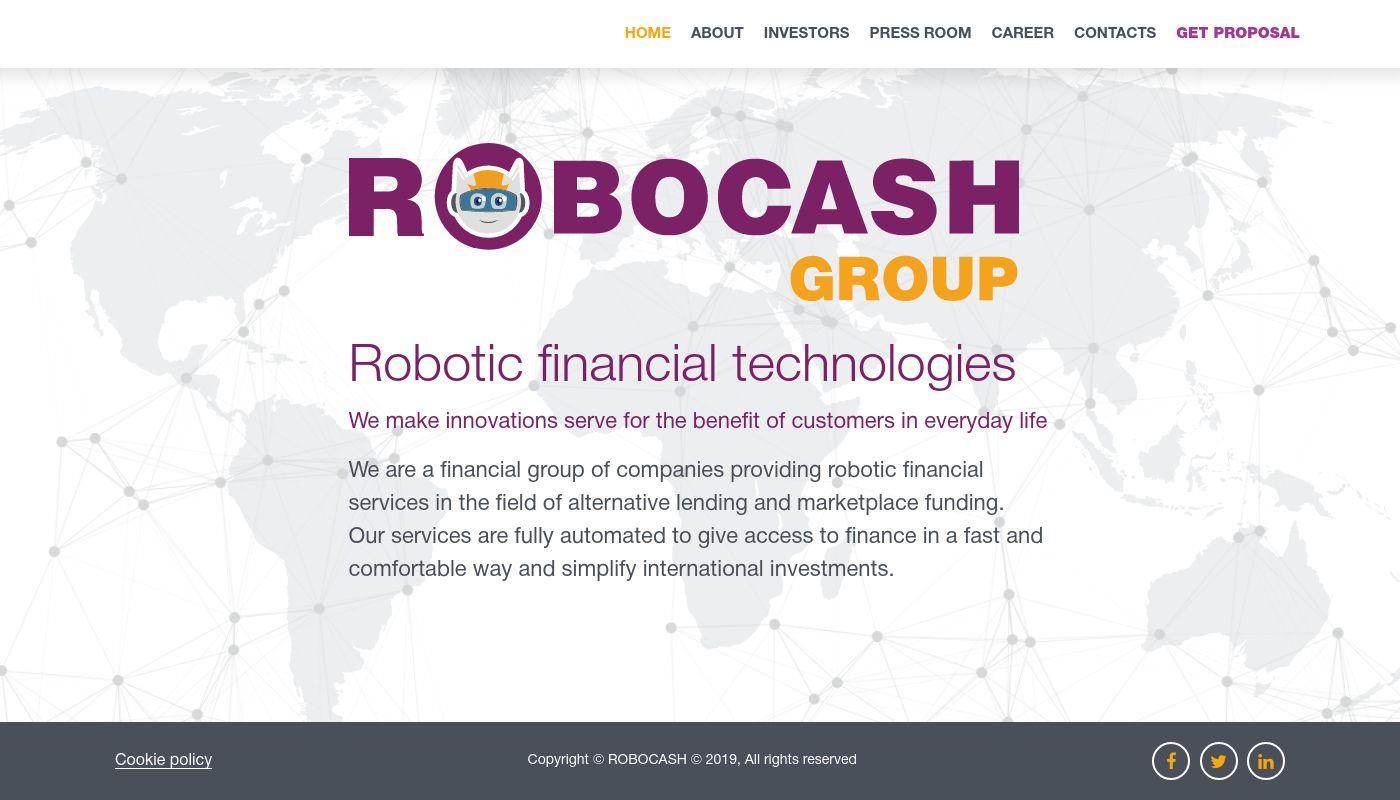 6) Robocash Group