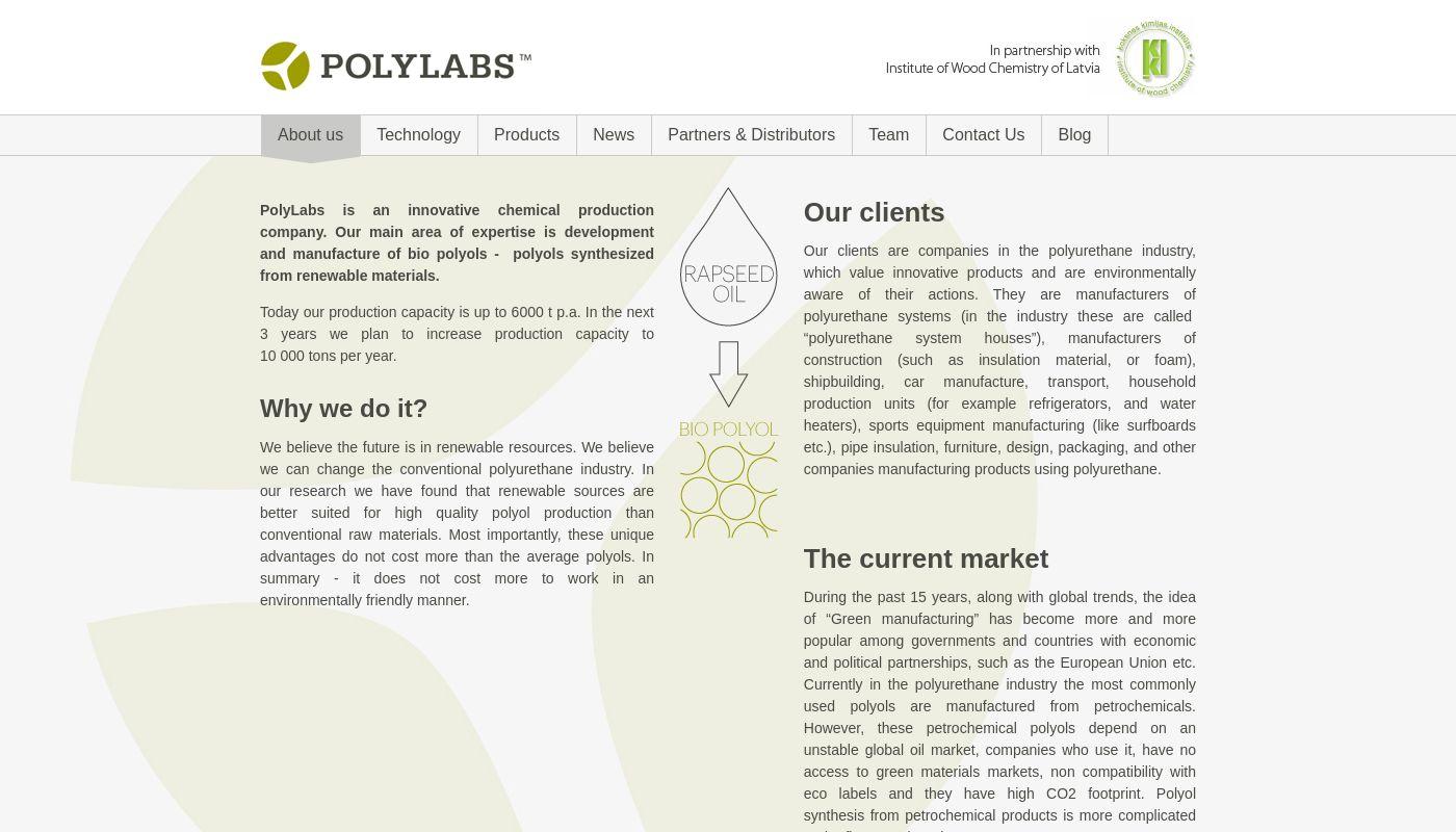 22) PolyLabs