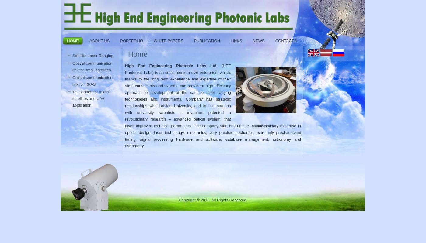 54) HEE Photonics Labs