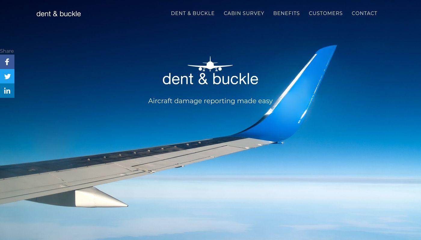 25) dent & buckle