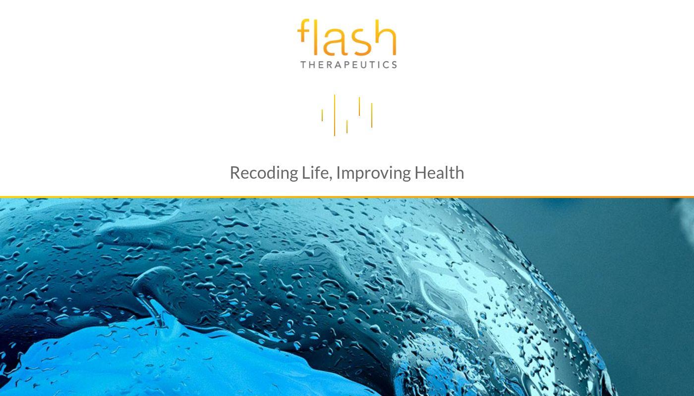 10) Flash Therapeutics