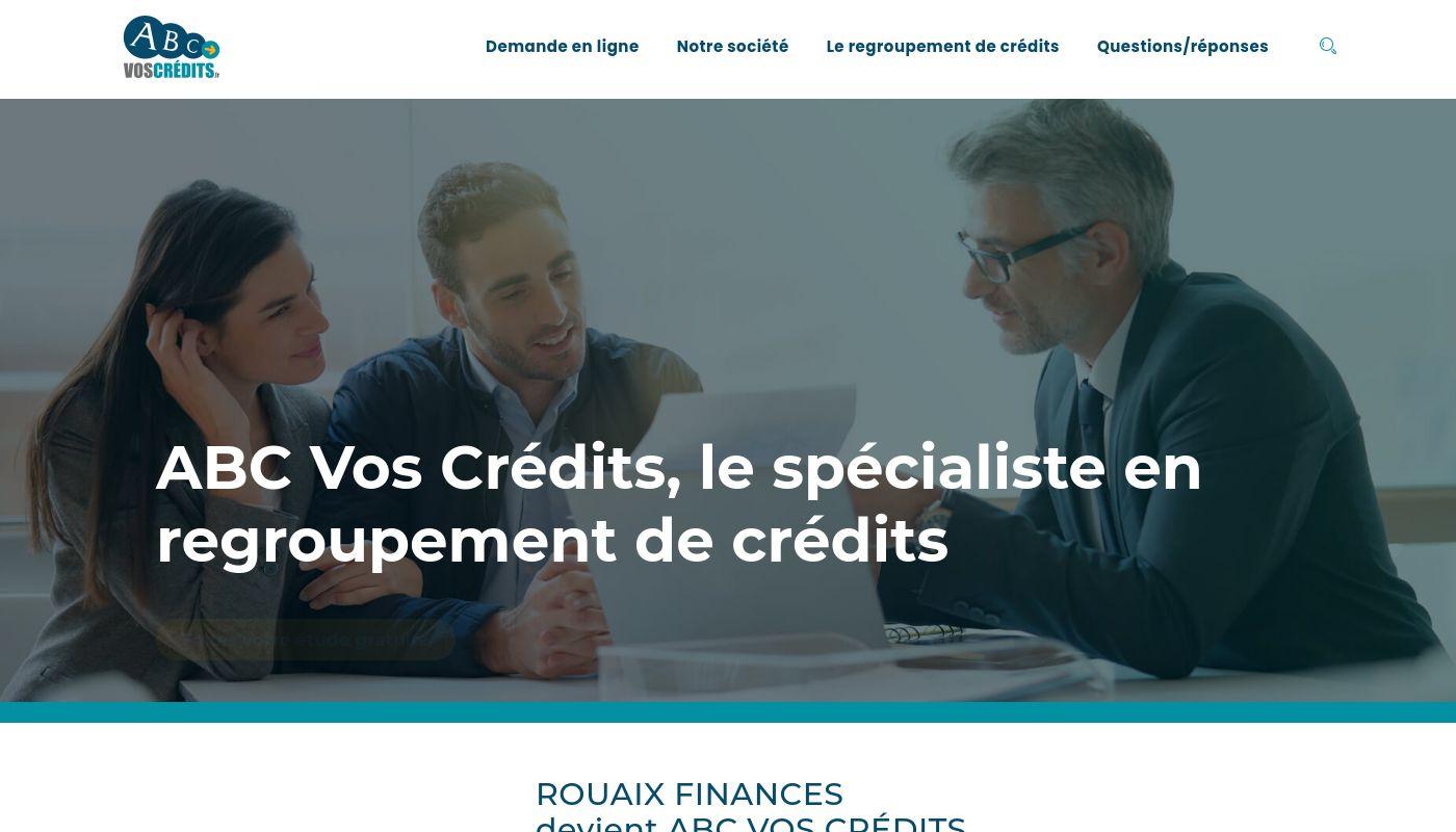 40) Rouaix Finances