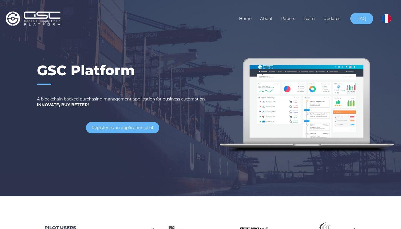 44) GSC Platform