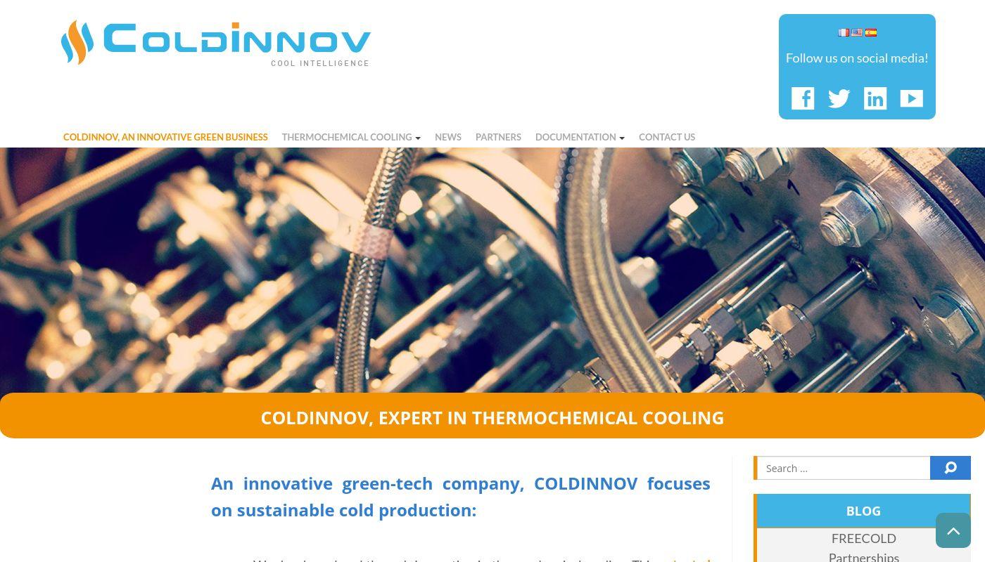 55) Coldinnov