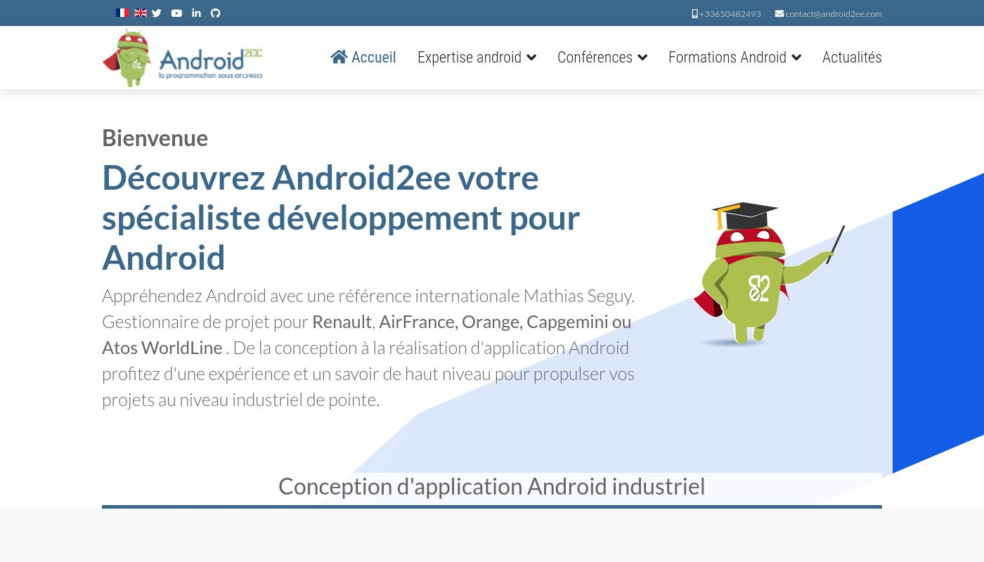 61) Android2EE