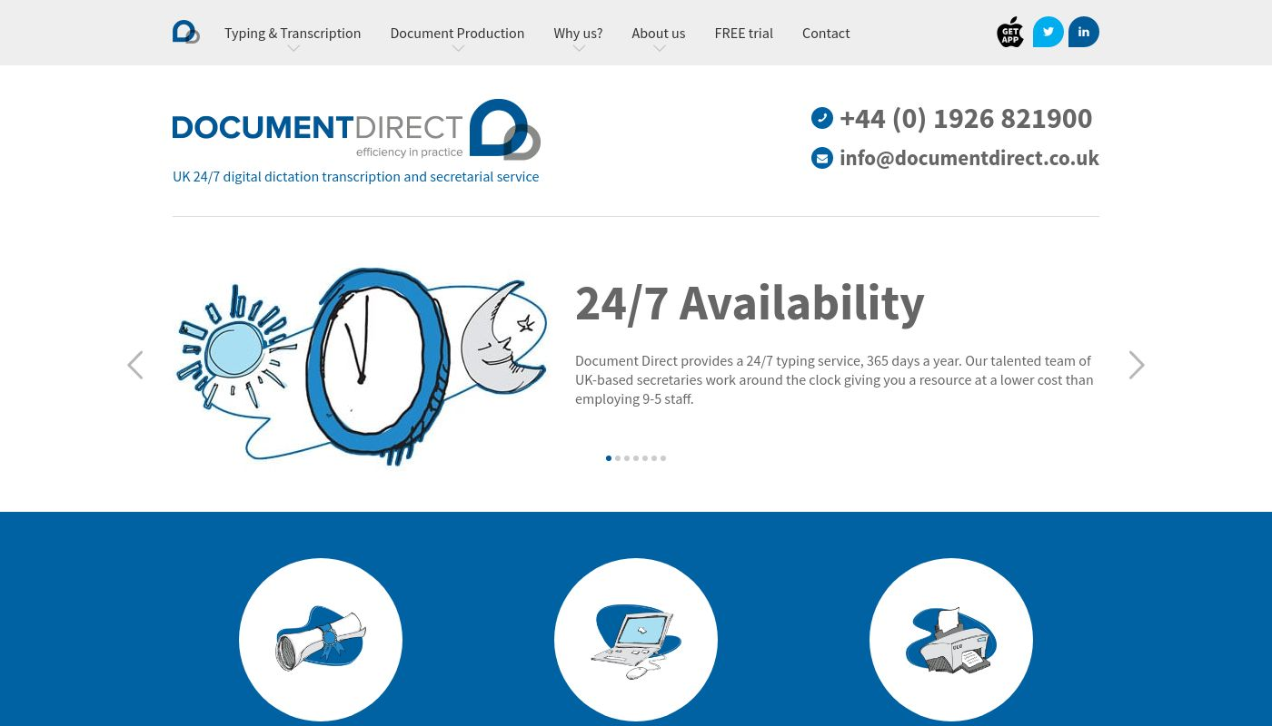 10) Document Direct