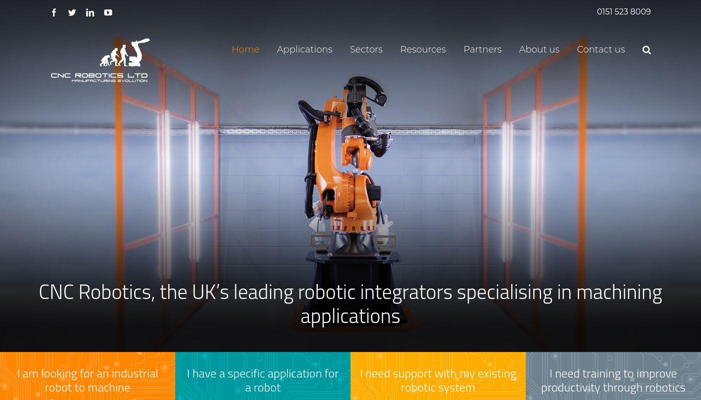 11) CNC Robotics