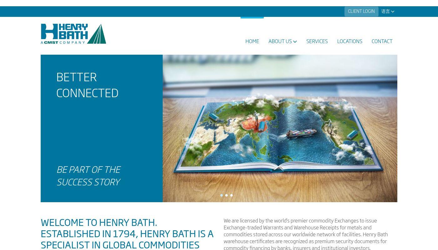 45) Henry Bath & Son