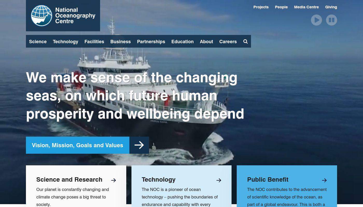 47) National Oceanography Centre