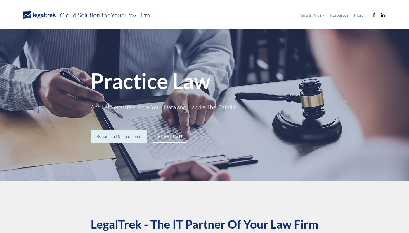 20) LegalTrek