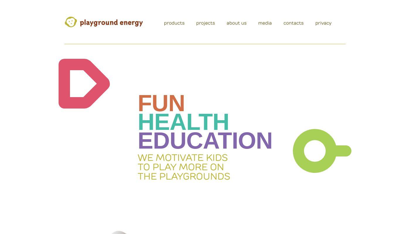 34) Playground Energy