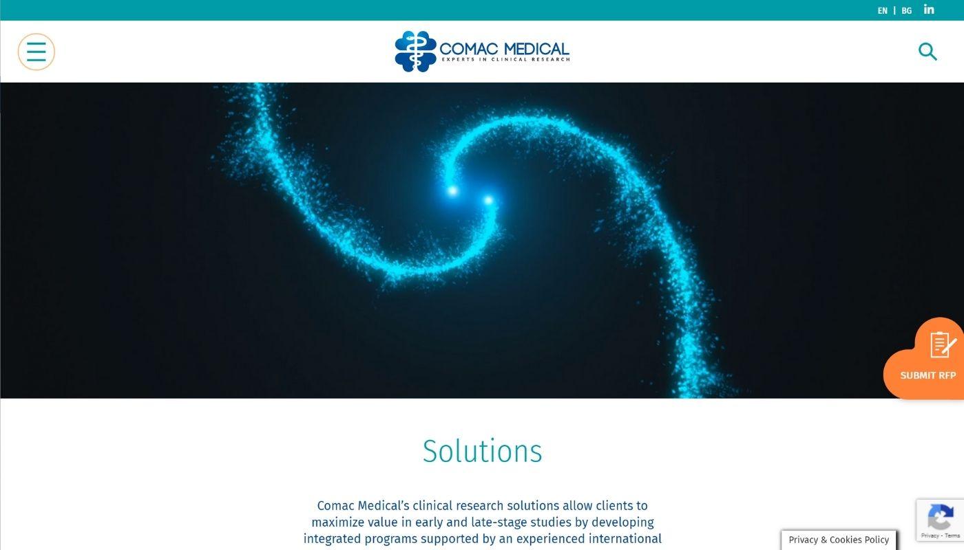 40) Comac Medical