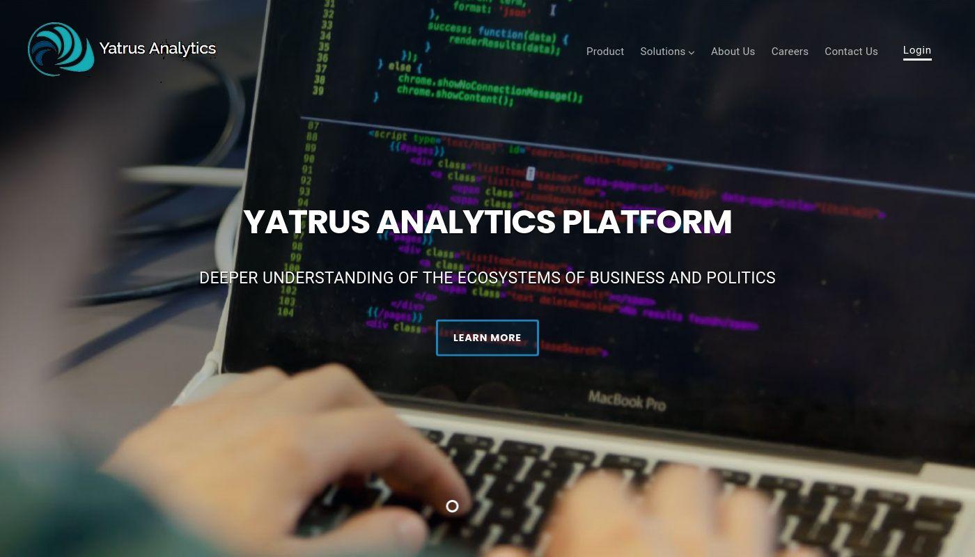 47) Yatrus Analytics